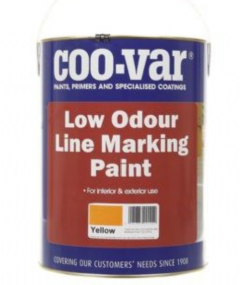Coo-Var Road Line Paint | Car Park Marking Paint | Road Marking